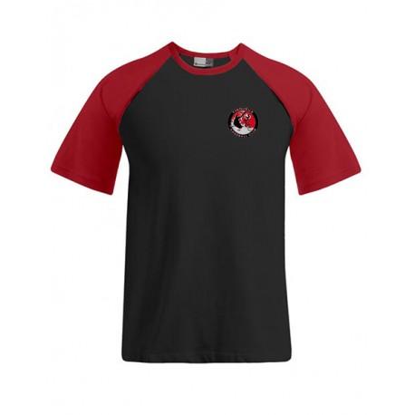 T-shirt Manches Courtes Bi-color Tinqueux Handball Club