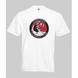 T-shirt Manches Courtes Uni Tinqueux Handball Club